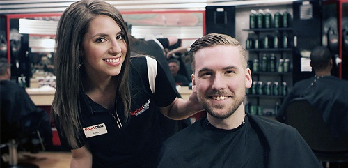 Sport Clips Haircuts of Chaska​ stylist hair cut